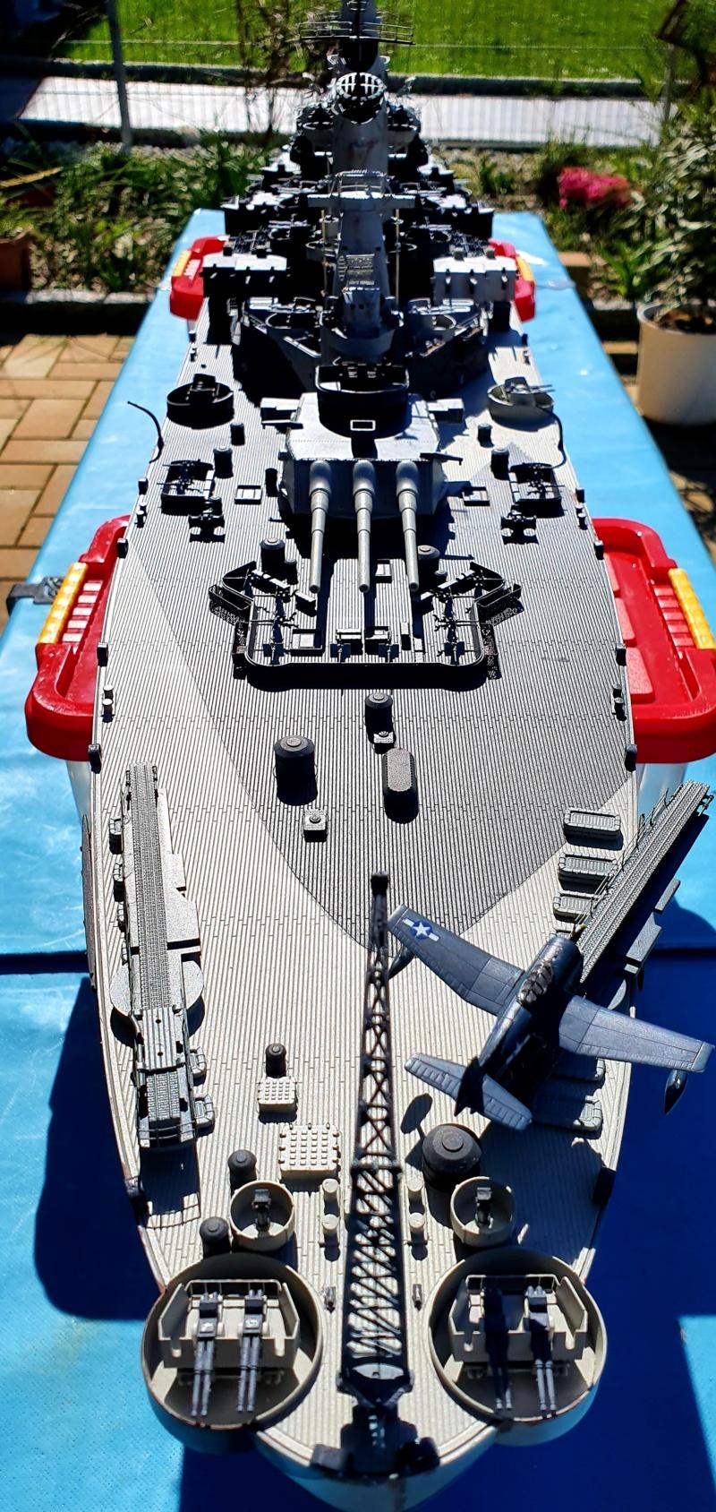 USS MISSOURI BB 63 - Trumpeter, 1/200 - Seite 4 20200191