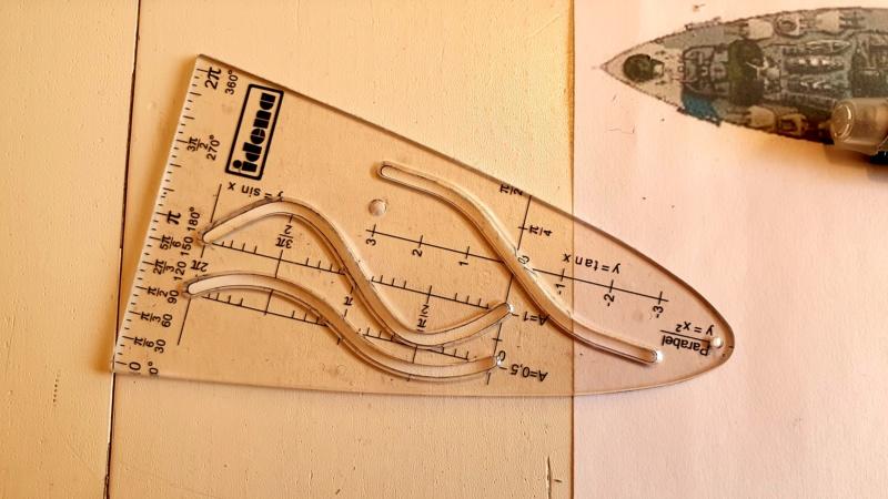 HMS RODNEY / Trumpeter, 1:200 RC 20200195