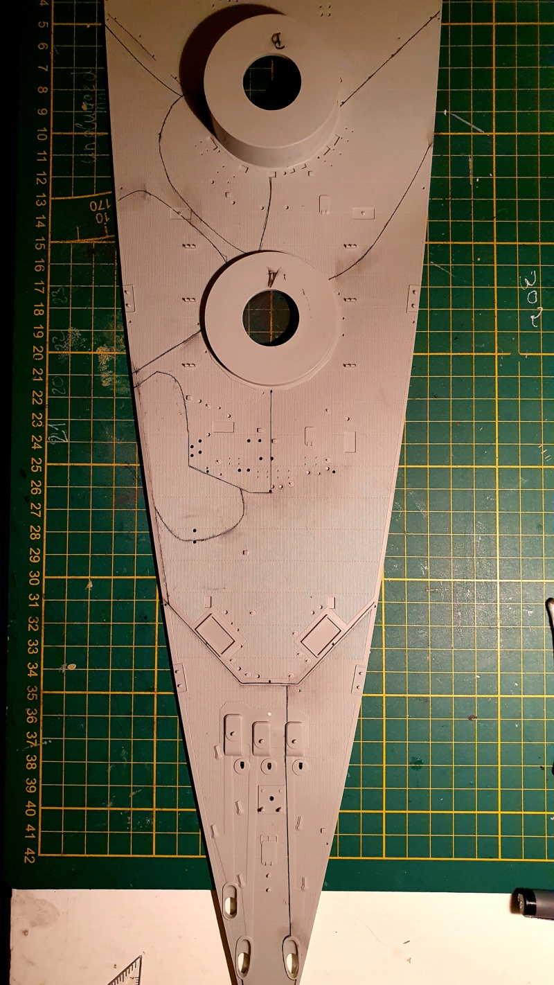 HMS RODNEY / Trumpeter, 1:200 RC 20200199