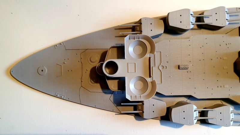 HMS RODNEY / Trumpeter, 1:200 RC 20200201
