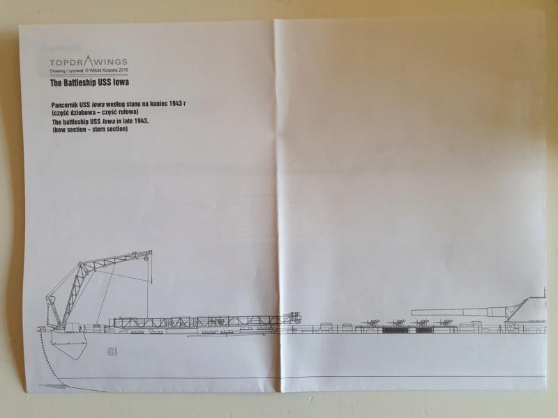 USS MISSOURI BB 63 - Trumpeter, 1/200 - Seite 4 20200237