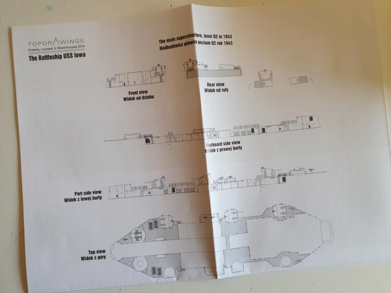 USS MISSOURI BB 63 - Trumpeter, 1/200 - Seite 4 20200238