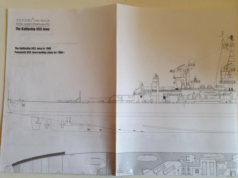 USS MISSOURI BB 63 - Trumpeter, 1/200 - Seite 4 20200240