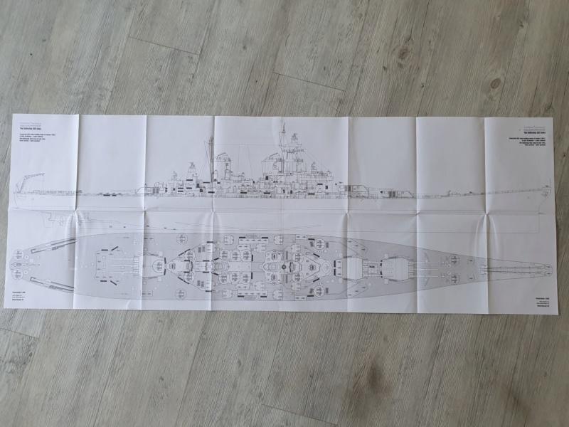 USS MISSOURI BB 63 - Trumpeter, 1/200 - Seite 4 20200242