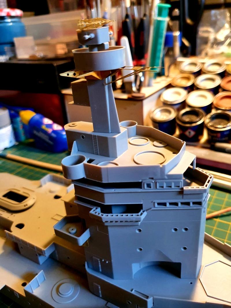 HMS RODNEY / Trumpeter, 1:200 RC 20200245