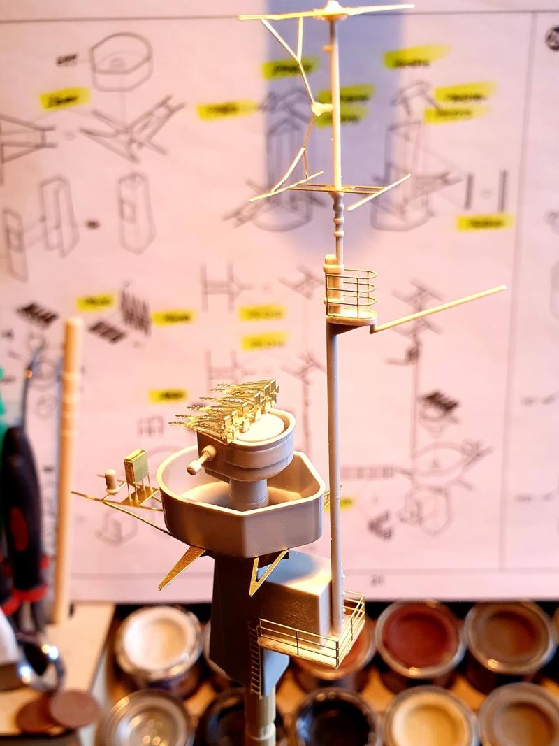 HMS RODNEY / Trumpeter, 1:200 RC 20200246
