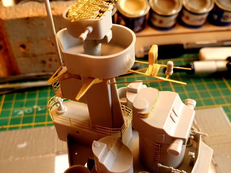HMS RODNEY / Trumpeter, 1:200 RC 20200248