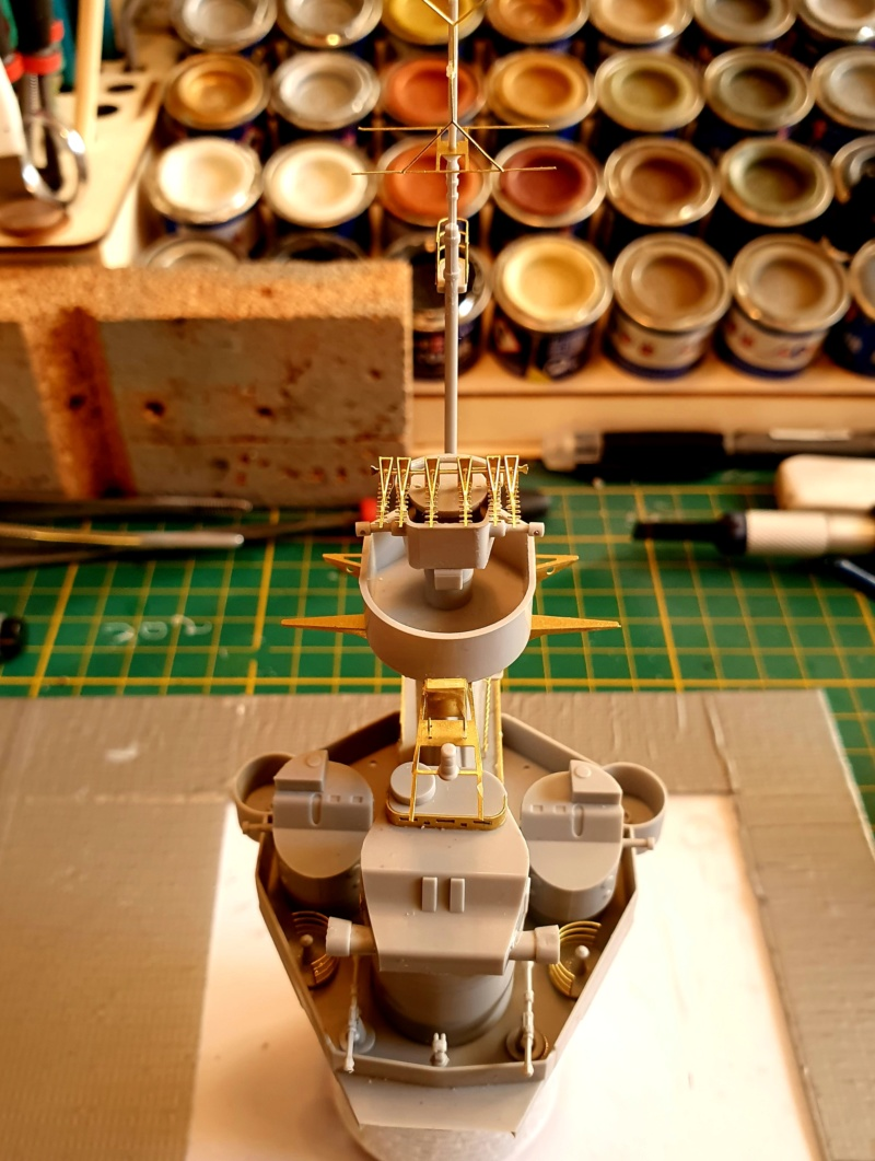 HMS RODNEY / Trumpeter, 1:200 RC 20200249