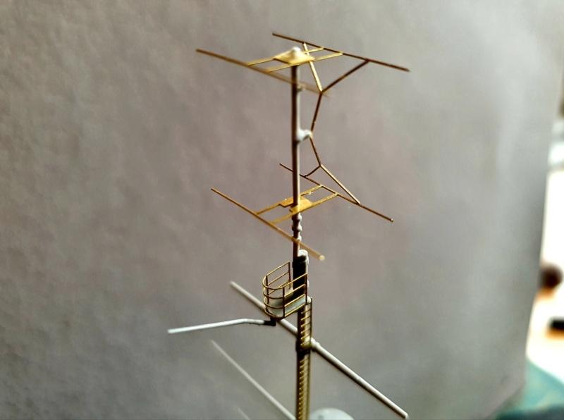 HMS RODNEY / Trumpeter, 1:200 RC 20200254