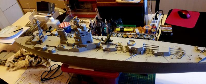 HMS RODNEY / Trumpeter, 1:200 RC 20200261