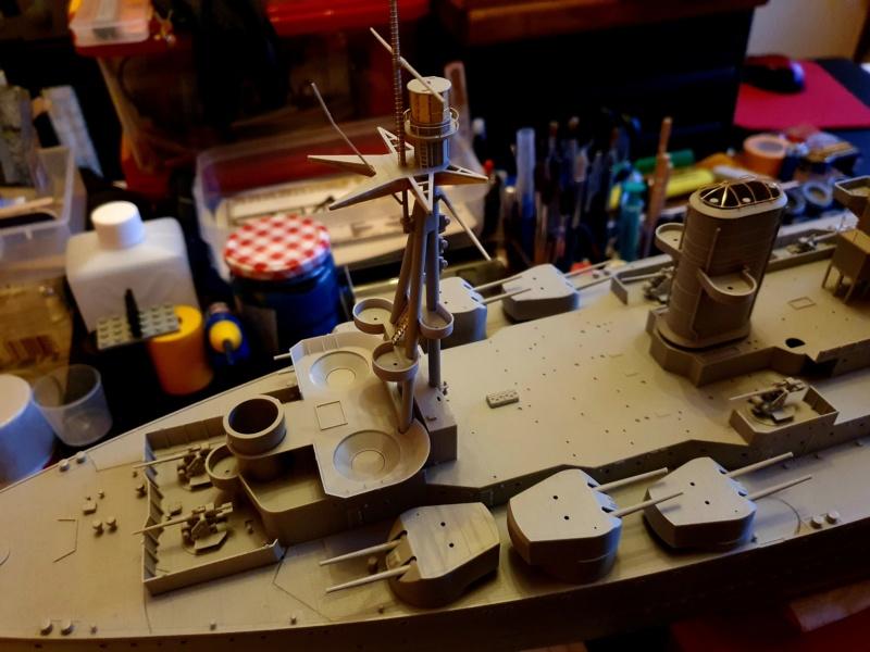 HMS RODNEY / Trumpeter, 1:200 RC 20200263