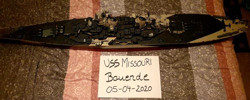 USS MISSOURI BB 63 - Trumpeter, 1/200 - Seite 4 20200266