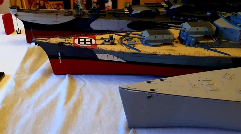 HMS RODNEY / Trumpeter, 1:200 RC 20200327