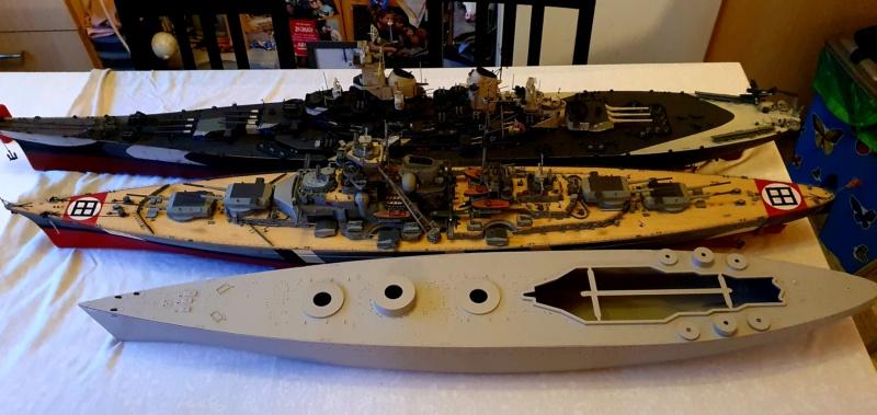 HMS RODNEY / Trumpeter, 1:200 RC 20200328