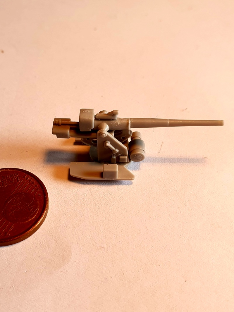 HMS RODNEY / Trumpeter, 1:200 RC 20200364