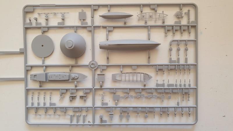 HMS RODNEY / Trumpeter, 1:200 RC 20200371