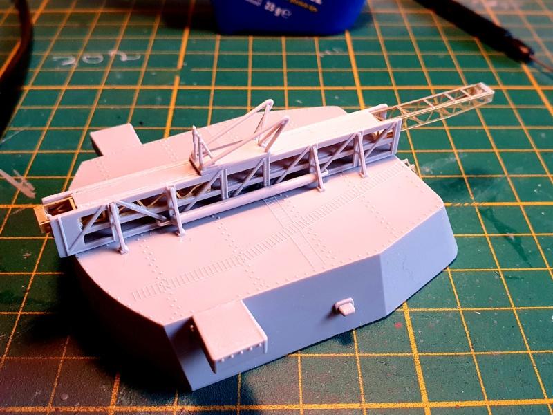 HMS RODNEY / Trumpeter, 1:200 RC 20200382