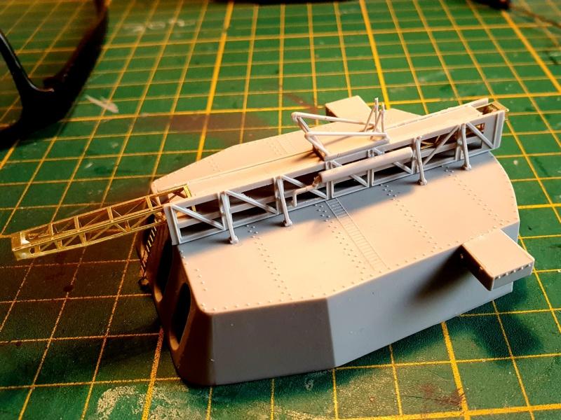 HMS RODNEY / Trumpeter, 1:200 RC 20200384
