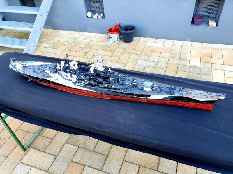 USS MISSOURI BB 63 - Trumpeter, 1/200 - Seite 4 20200412