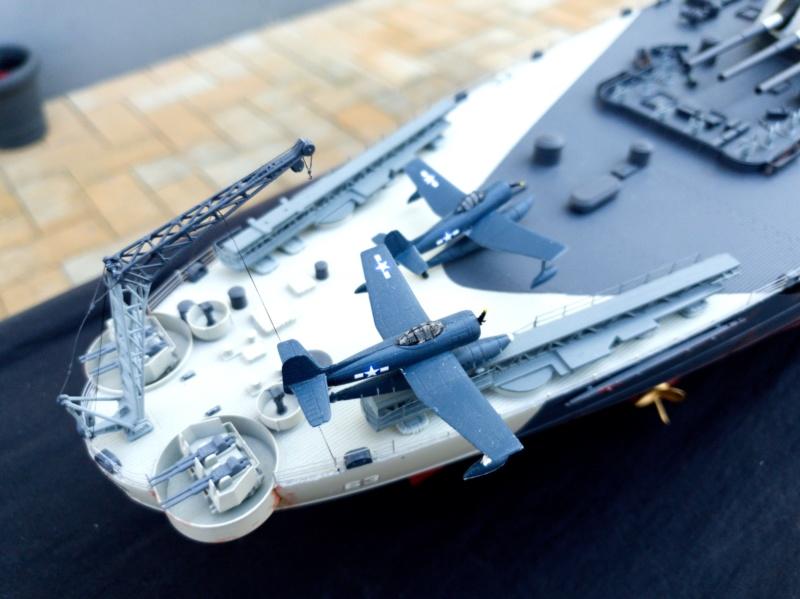 USS MISSOURI BB 63 - Trumpeter, 1/200 - Seite 4 20200421