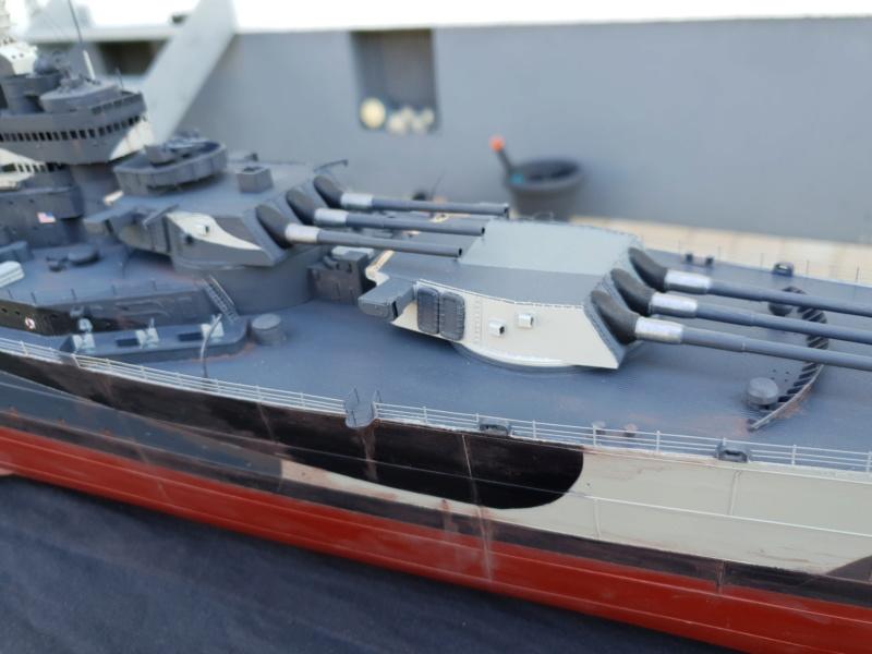 USS MISSOURI BB 63 - Trumpeter, 1/200 - Seite 4 20200425