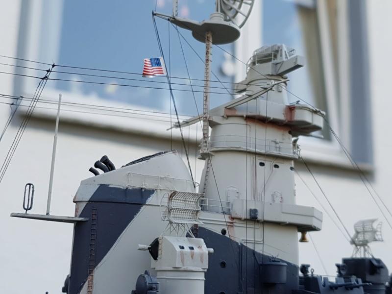 USS MISSOURI BB 63 - Trumpeter, 1/200 - Seite 4 20200430
