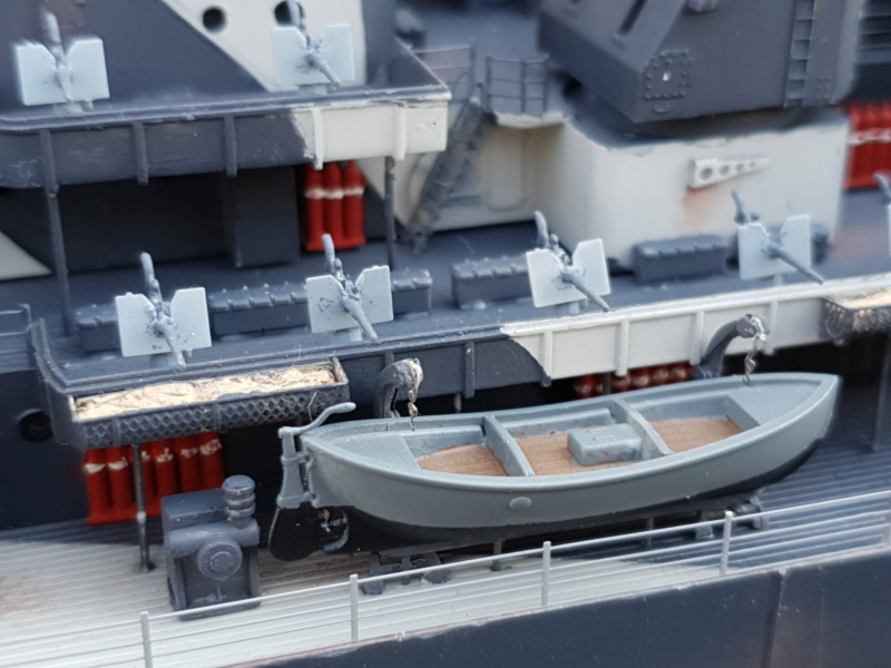 USS MISSOURI BB 63 - Trumpeter, 1/200 - Seite 4 20200431