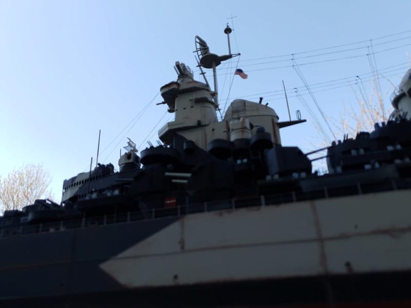 USS MISSOURI BB 63 - Trumpeter, 1/200 - Seite 4 20200436