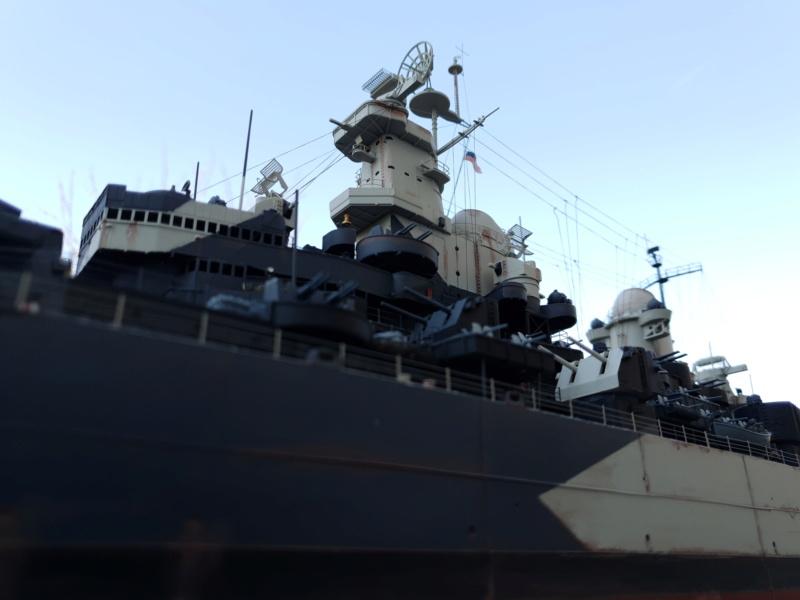 USS MISSOURI BB 63 - Trumpeter, 1/200 - Seite 4 20200437