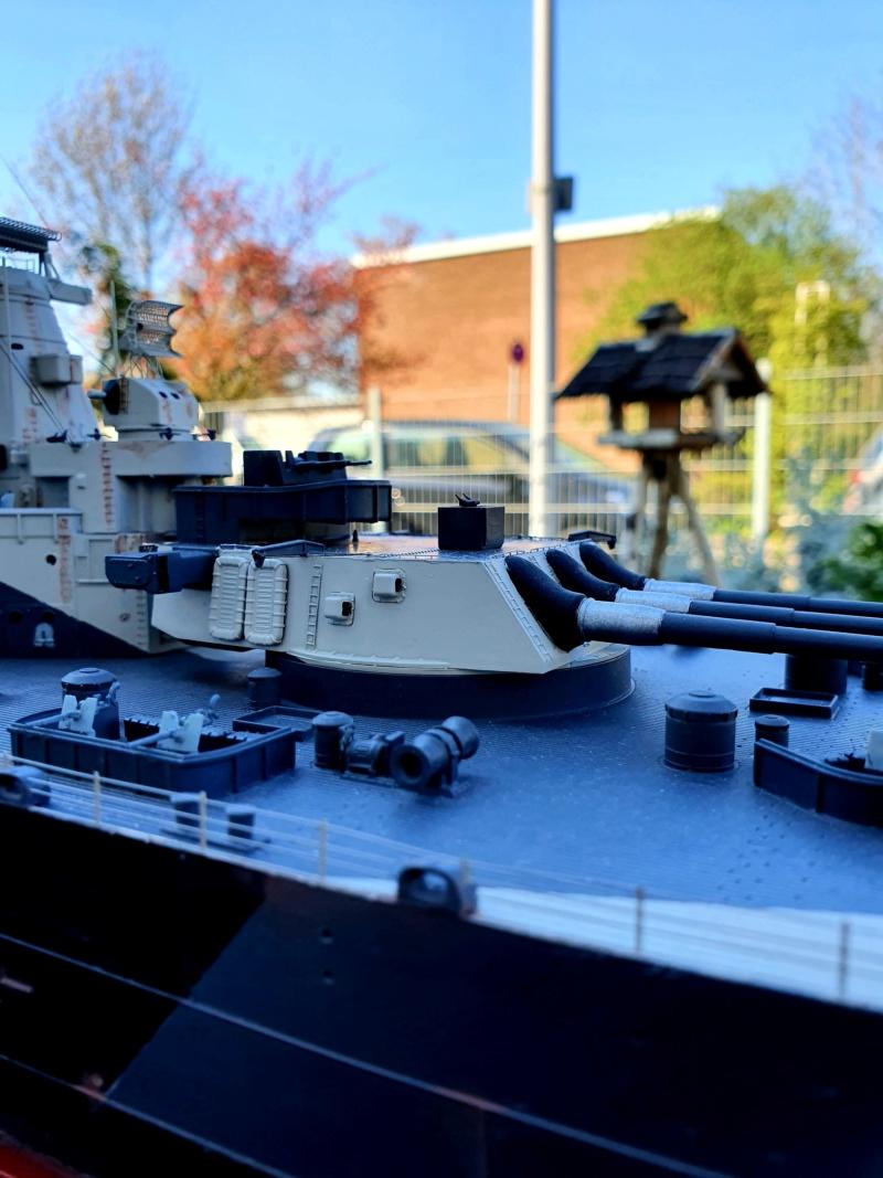 USS MISSOURI BB 63 - Trumpeter, 1/200 - Seite 4 20200440