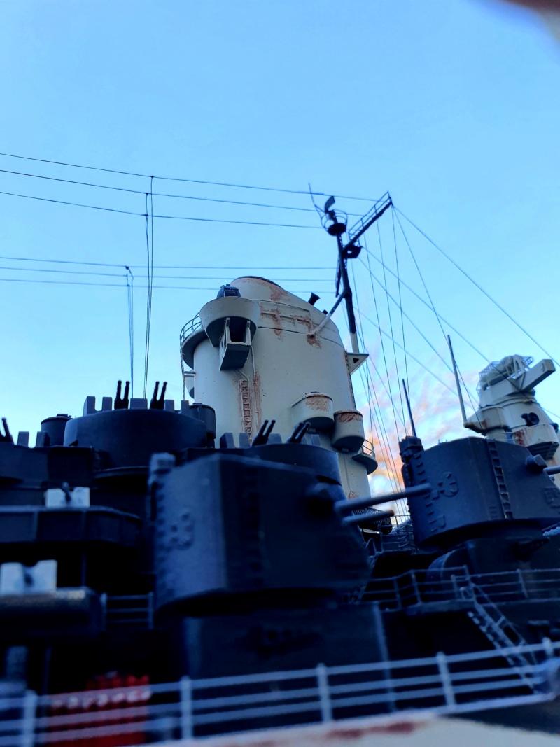 USS MISSOURI BB 63 - Trumpeter, 1/200 - Seite 4 20200442