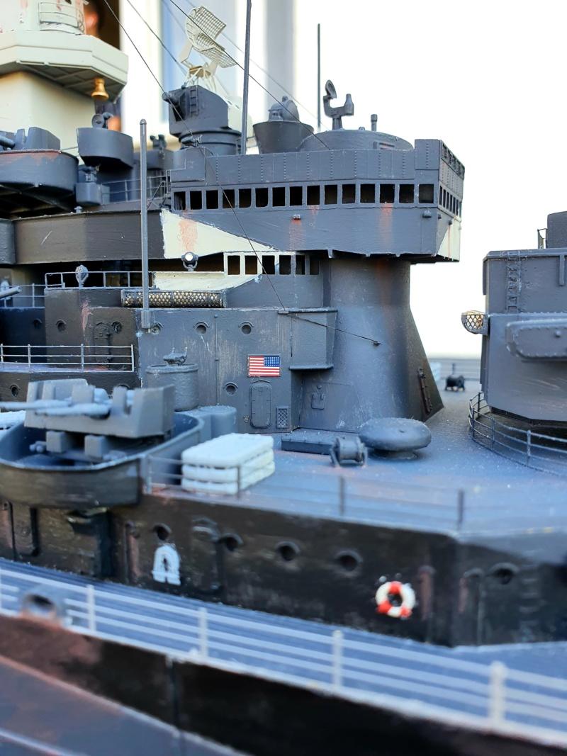 USS MISSOURI BB 63 - Trumpeter, 1/200 - Seite 4 20200443