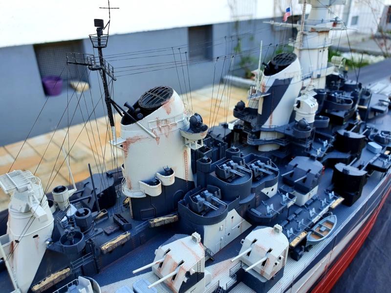 USS MISSOURI BB 63 - Trumpeter, 1/200 - Seite 4 20200444