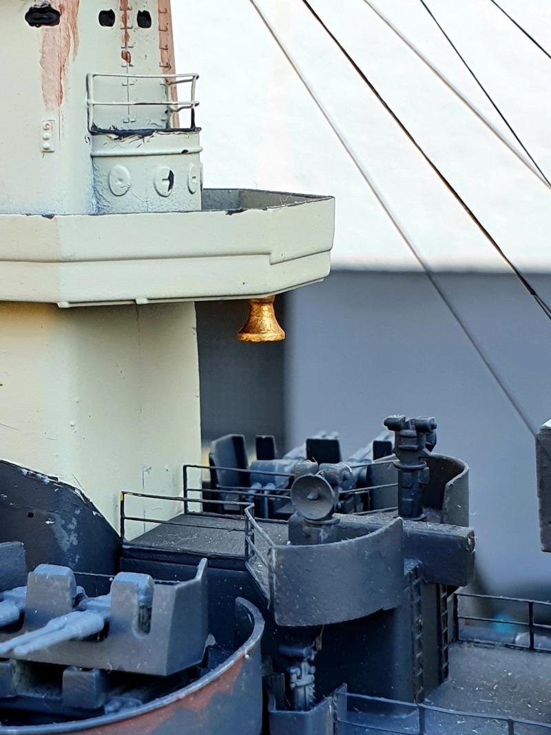 USS MISSOURI BB 63 - Trumpeter, 1/200 - Seite 4 20200445