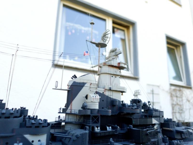 USS MISSOURI BB 63 - Trumpeter, 1/200 - Seite 4 20200446