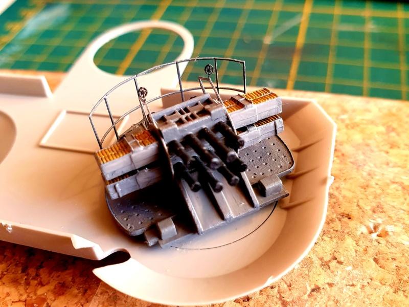 HMS RODNEY / Trumpeter, 1:200 RC 20200498