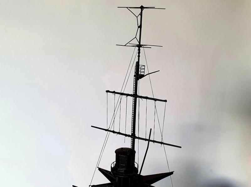 HMS RODNEY / Trumpeter, 1:200 RC 20200515