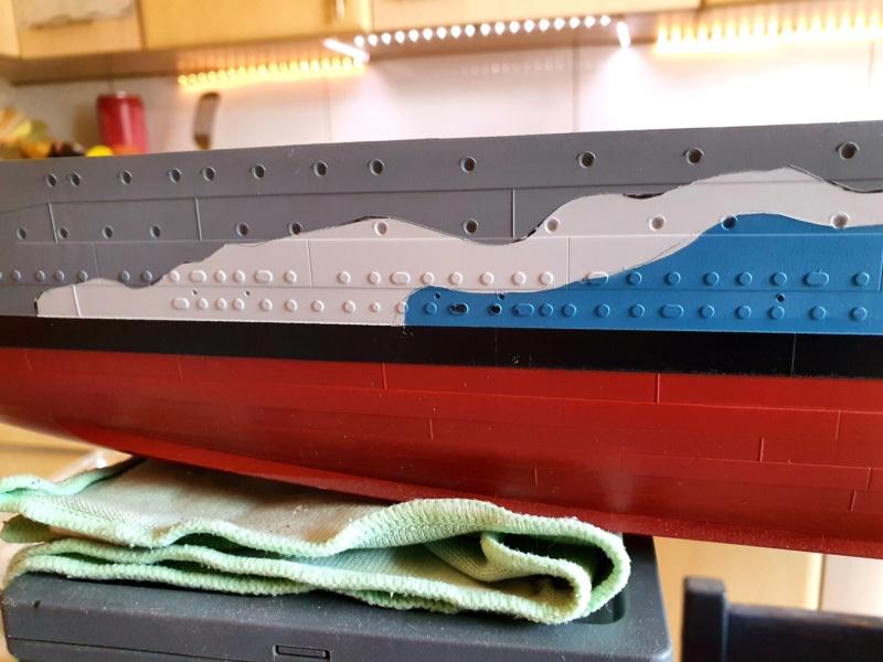 HMS RODNEY / Trumpeter, 1:200 RC 20200537