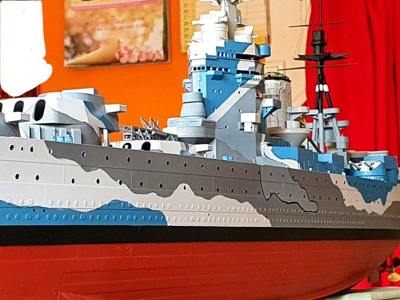 HMS RODNEY / Trumpeter, 1:200 RC 20200539