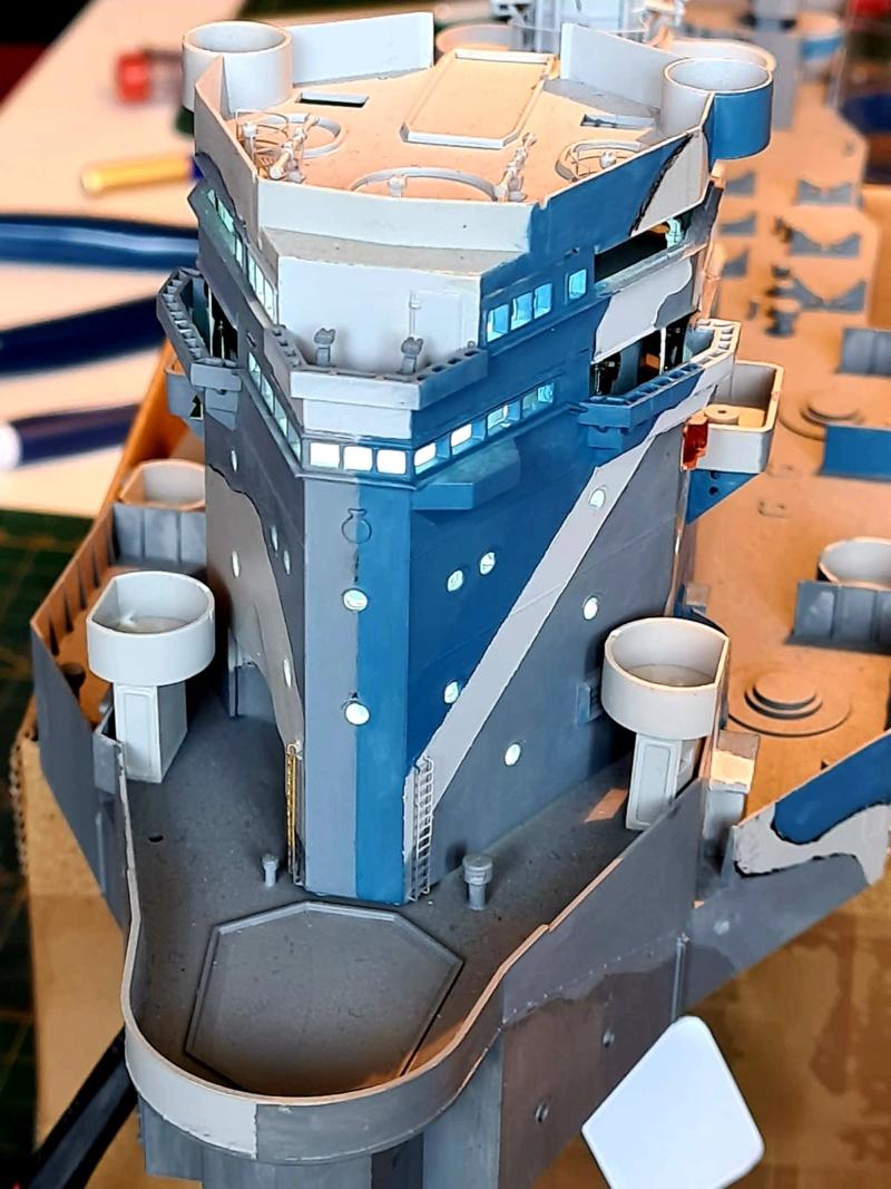 HMS RODNEY / Trumpeter, 1:200 RC 20200554