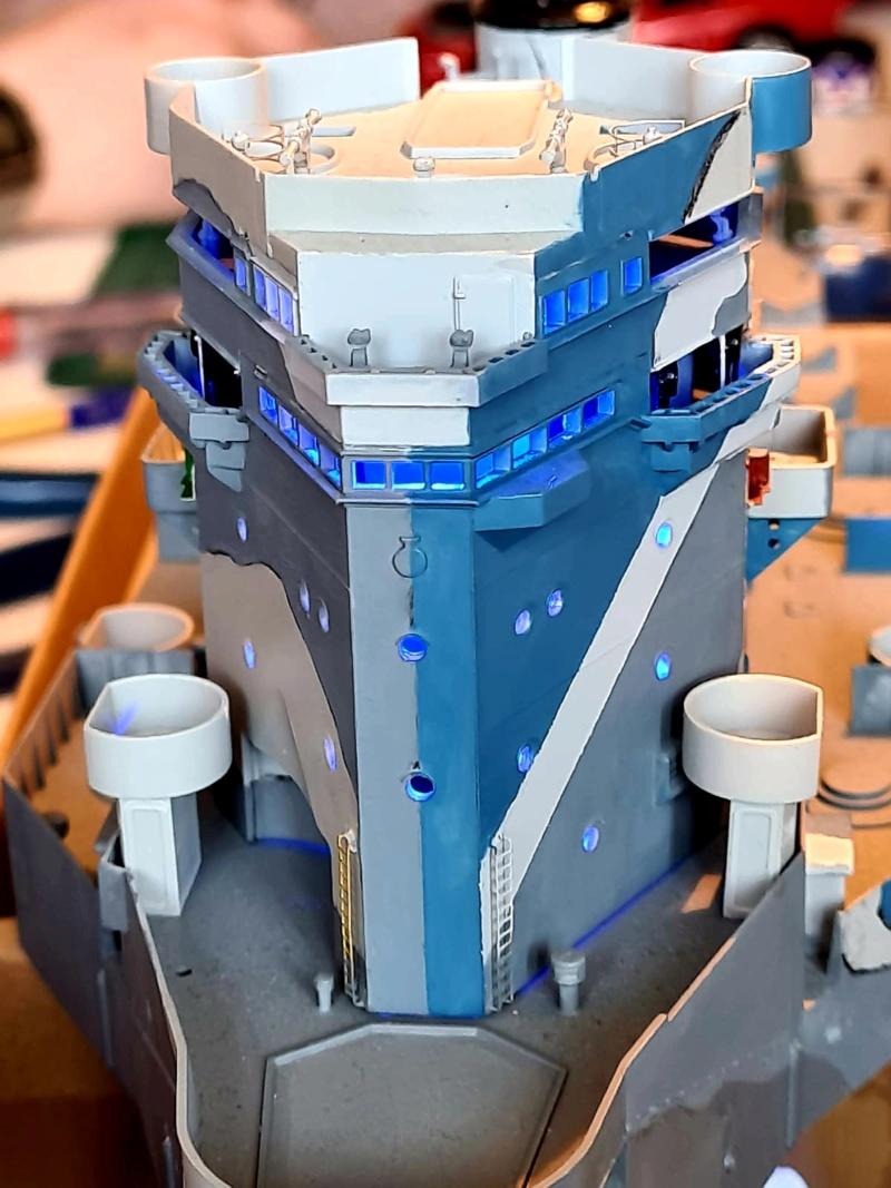 HMS RODNEY / Trumpeter, 1:200 RC 20200556