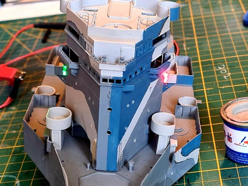 HMS RODNEY / Trumpeter, 1:200 RC 20200559