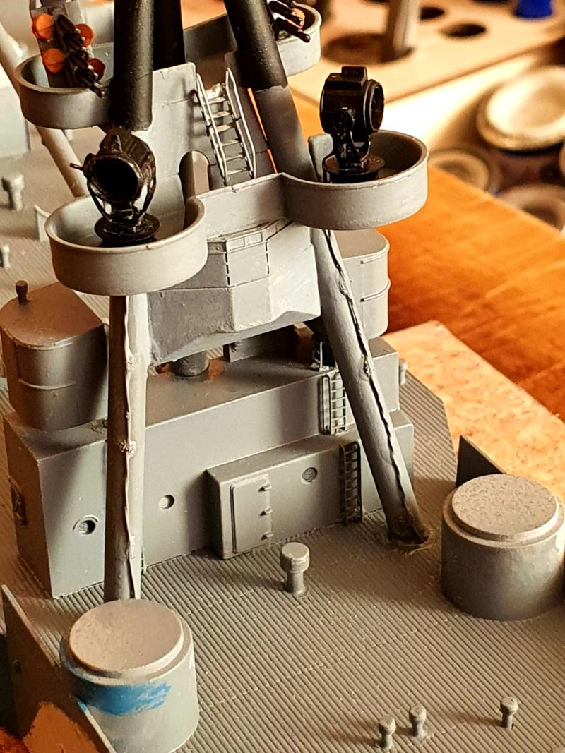 HMS RODNEY / Trumpeter, 1:200 RC 20200561