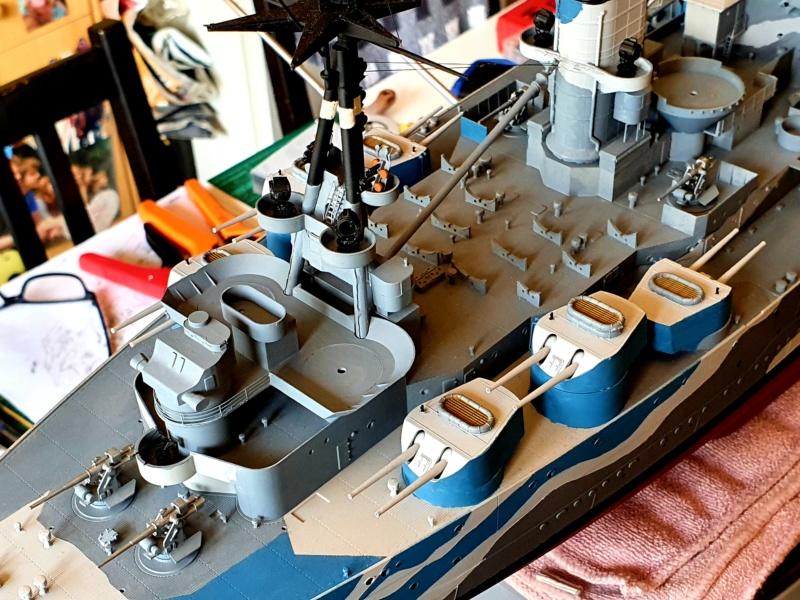 HMS RODNEY / Trumpeter, 1:200 RC 20200566