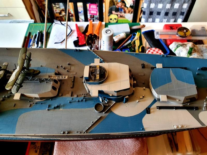 HMS RODNEY / Trumpeter, 1:200 RC 20200568