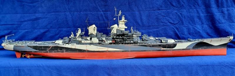 USS MISSOURI BB 63 - Trumpeter, 1/200 - Seite 4 20200610