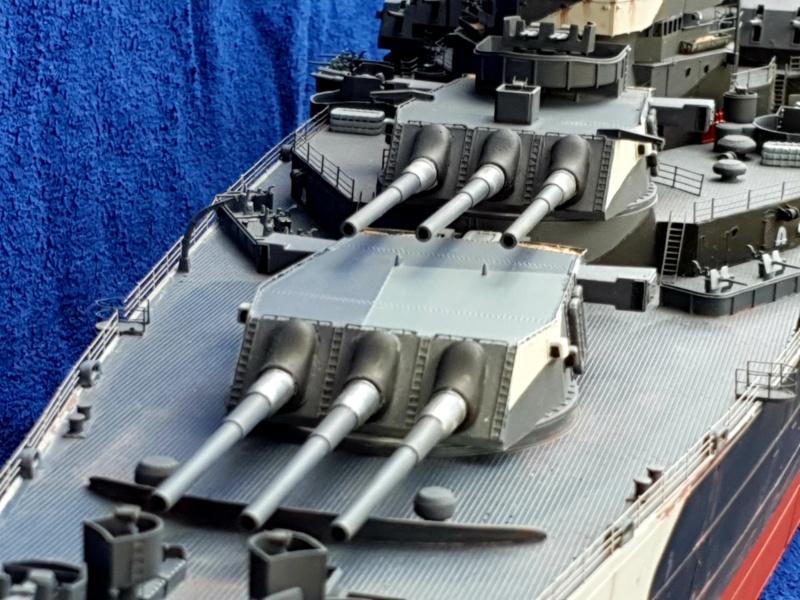 USS MISSOURI BB 63 - Trumpeter, 1/200 - Seite 4 20200612