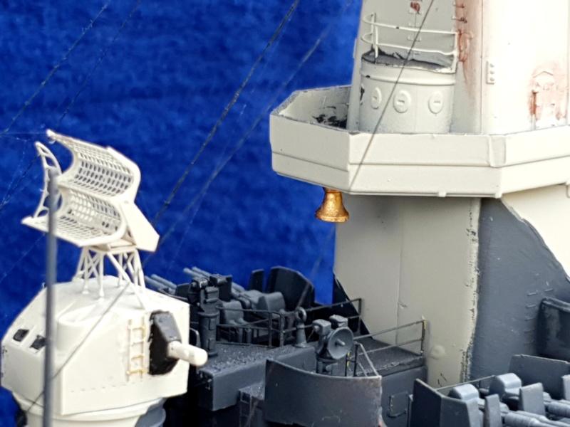 USS MISSOURI BB 63 - Trumpeter, 1/200 - Seite 4 20200613