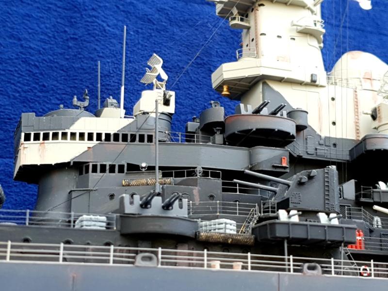 USS MISSOURI BB 63 - Trumpeter, 1/200 - Seite 4 20200614