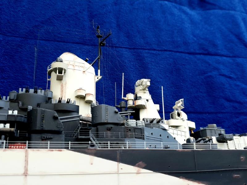 USS MISSOURI BB 63 - Trumpeter, 1/200 - Seite 4 20200615